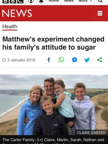 bbc-news-sugar-experiment-family-picture