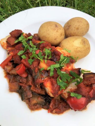 fish-steaks-with-ratatouille